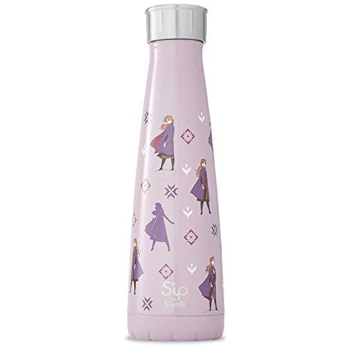 S'well Unisex– Erwachsene Wasserflasche, Brave Princess, 450mL