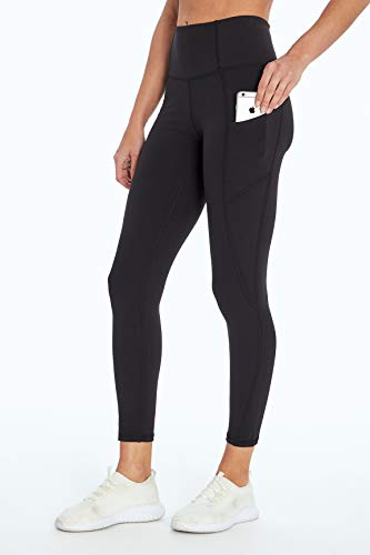 Jessica Simpson Sportswear Women's Tummy Control Pocket Ankle Legging  $15 at Amazon