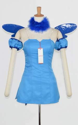 東京ミュウミュウ ミュウミント 手袋付き コスプレ衣装 [2638] 女性XL