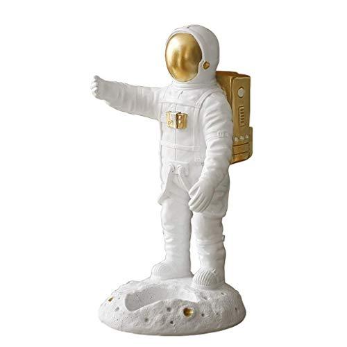 Estante para Vino Soporte para Estante para Vino Estante para Botella de Vino Adornos para astronautas Material de Resina Premium Regalo novedoso para la Cocina Decoración de la habitación