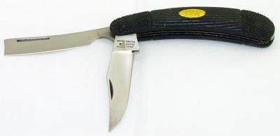 Zweibrüder Frost Cutlery, Flying Falcon (2684), 2 in 1-Set, Messer/Klapmesser/Rasiermesser
