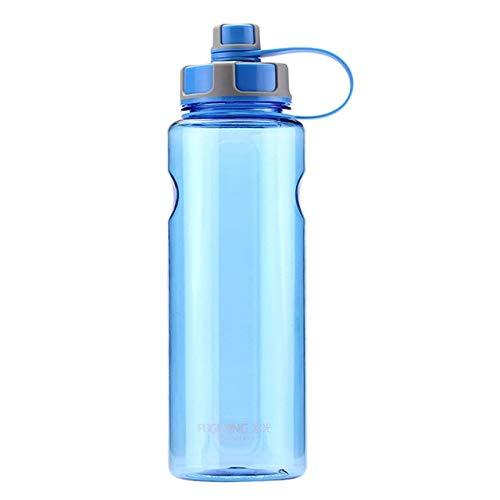 FISH4 Botella de Agua Deportiva de plástico portátil 1000Ml Bpa Botella de Bebida Deportiva Directa Agua 1500Ml 2000Ml con infusor de té 1.5L 2L