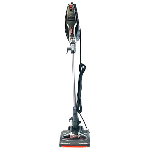 Shark Rocket DuoClean HV382 Ultra-Light Corded Bagless Carpet and Hard Floor with Hand Vacuum, Charcoal (Renewed)