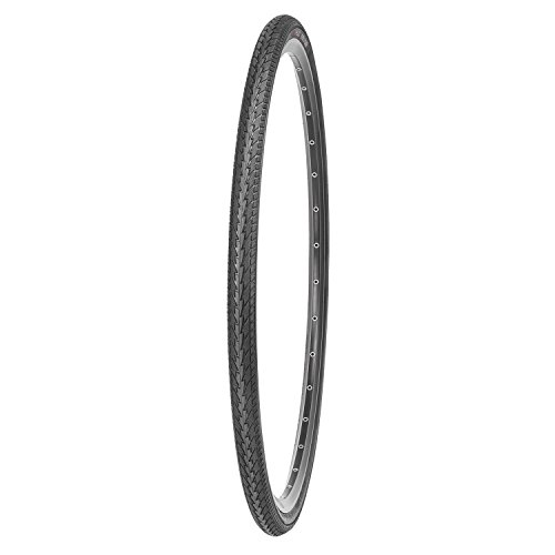 Kujo one0one Urban/Commuter Draht Bead Tire (2Pack), schwarz, 66cm x1,75Objektivplatte/1,75, Unisex, 558045-P, Schwarz, 700 x 38C