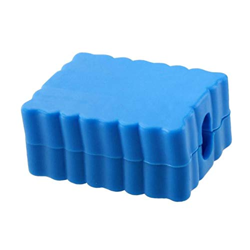 gazechimp Set of 2 32 Holes Plastic 1/4Inch Hex Shank Screw Bits Holder Storage Case