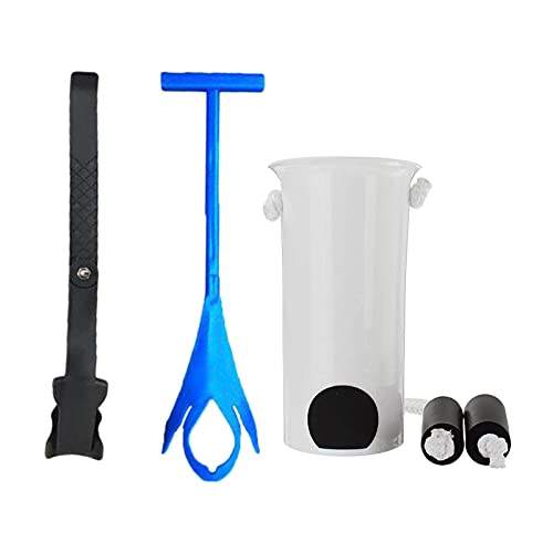 Deslizador de válvula de extracción y activación fácil de calcetines - Kit de ayuda para calcetines