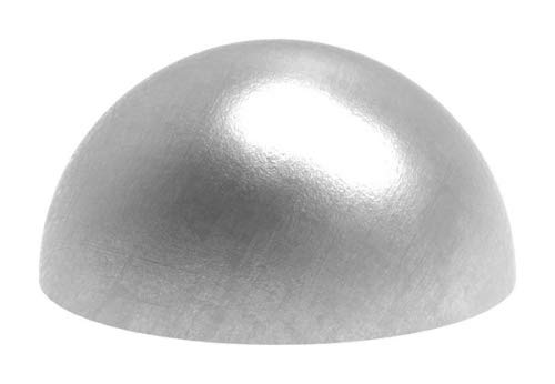 Halbhohlkugel ø 100mm, ungeschliffen, Wandstärke 2,0mm