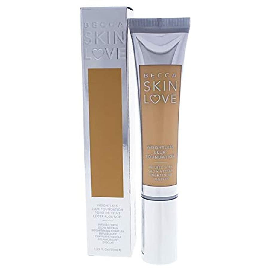 ベッカ Skin Love Weightless Blur Foundation - # Sand 35ml/1.23oz並行輸入品
