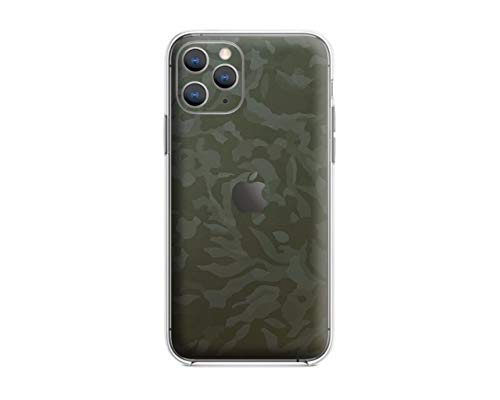 SkinUpDesign Kratzfester Aufkleber für iPhone 11 Pro 2019 5,8 Zoll Rückseite/Hinten kompatibel mit jeder Hülle oder Case Selbstklebende Skin Anti-Rutsch Anti-Staub Handy-Folie Ultra dünn (MG)