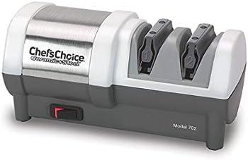 Chef'sChoice 702 Ceramic & Steel Electric Kitchen Knife