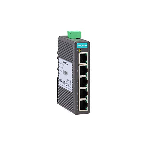 MOXA etherdevice ™ Switch 205 ungemanaged