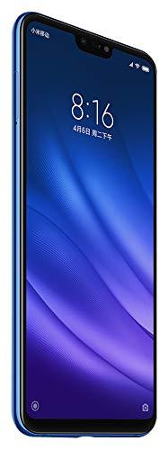 Celular Xiaomi Mi 8 Lite 128GB Versão Global Lacrado Azul
