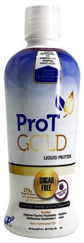 ProT GOLD Berry Sugar Free Liquid Protein Shot -...
