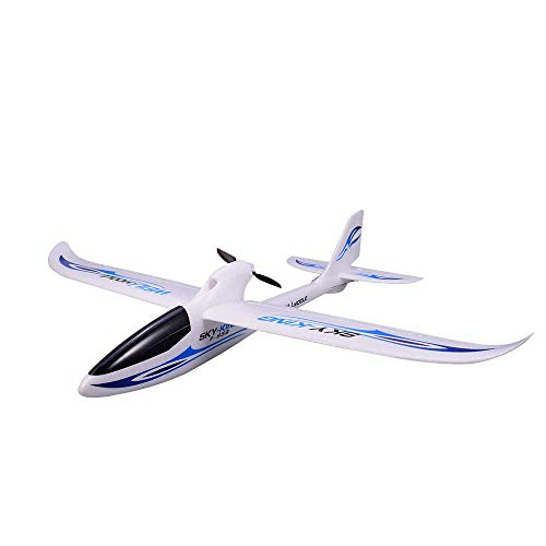Goolsky ZHI CHENG SPIELZEUG Z50 2CH Fernbedienung Segelflugzeug 350mm Spannweite EPP Micro Indoor RC Flugzeug Hubschrauber mit Gyro RTF
