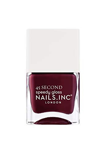 Nails.INC 45 Second Speedy Gloss Meet Me On Regents Street 14 ml