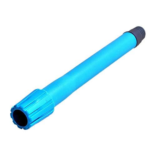 Fregola Adaptador Mango, Azul, 30x3.5x3.5 cm