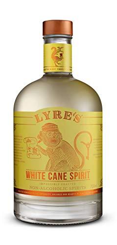 Lyres White Cane Non-Alcoholic Spirit - White Rum Style   Award Winning   700ml