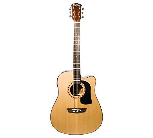 Guitarra Washburn Folk Apprentice D5CE natural
