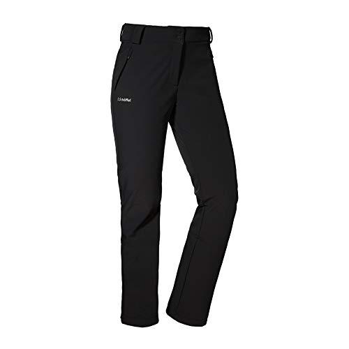 Schöffel Softshell Pantalon Lille2 Longue Femme, Navy Peony, FR : XL (Taille Fabricant : 44)