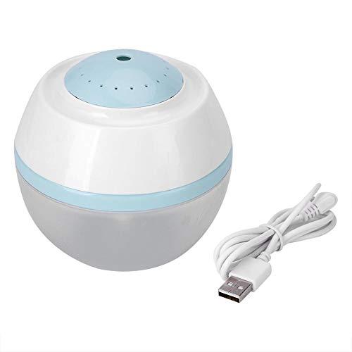 Zyyini USB-mini-etherische oliediffuser, 500 ml, draagbare luchtbevochtiger, reisformaat, luchtbevochtiger, luchtreiniger voor slaapkamer, baby, kamer, kantoor, auto
