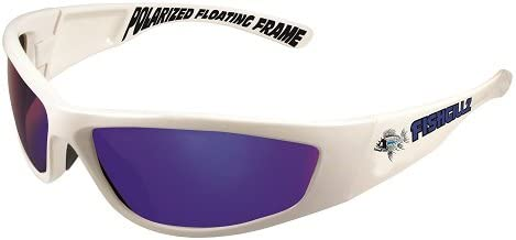 FishGillz Floating Polarized Sunglasses - The Malibu w/Blue Revo Lens