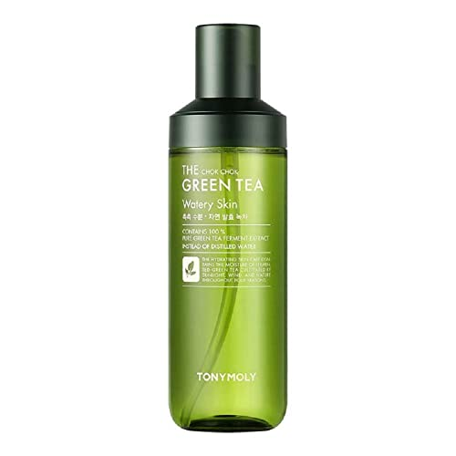 TONYMOLY The Chok Chok Green Tea Watery Skin, 6 Fl Oz