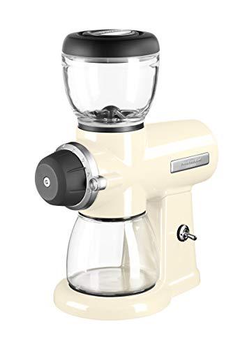 Kitchenaid 5KCG100EAC koffiemolen, crème
