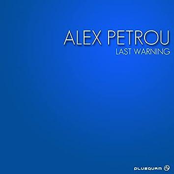 Last Warning (Original Mix)