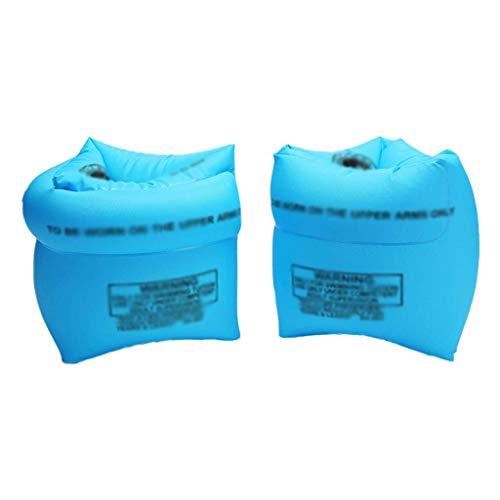 Gcxzb Schwimmreifen Bool aufblasbarer Ring Schwimmen Ring Schwimmen arm Kreis ärmel Schwimmen schwimmende ärmel Erwachsene Schwimmen Ring Kinder Schwimmen ausrüstung Baby (Color : Blue)