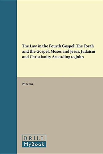 The Law in the Fourth Gospel: The Torah and the Gospel, Moses and Jesus, Judaism and Christianity According to John (Novum Testamentum, Supplements)の詳細を見る