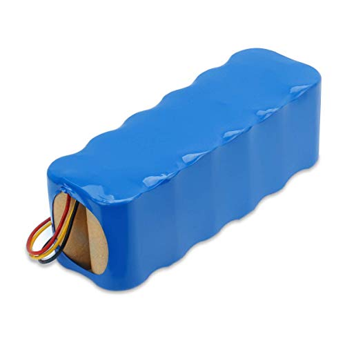 Exmate 14.4V 4.0Ah Batería para Samsung Navibot VCA-RBT20 SR8824 SR8830 SR8840 SR8850 DJ63-01050A DJ96-00116B DJ96-00113C