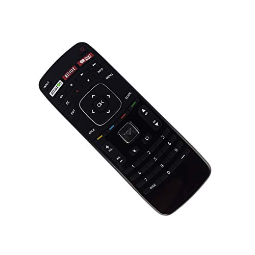 Ceybo Replacement TV Remote Control for Vizio xvt3d554sv Television
