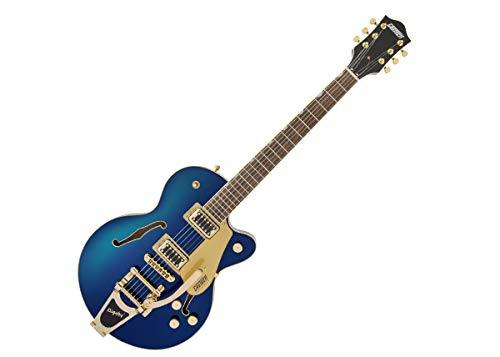 Gretsch G5655TG Electromatic Azure Metallic E-Gitarre