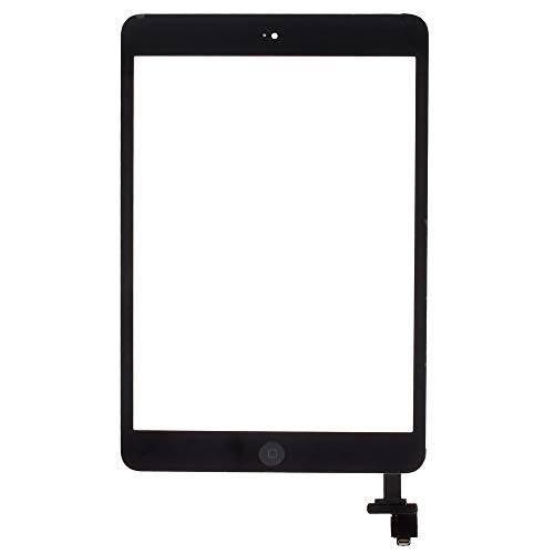 MOVILSTORE Touch Screen Digitizer Compatible with Apple iPad Mini 2 Black