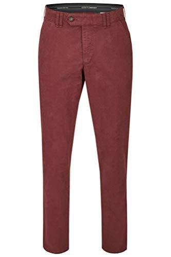 Michaelax-Fashion-Trade Club of Comfort - Herren Winter Baumwolle Hose, Denver (4402), Größe:27, Farbe:rot (96)