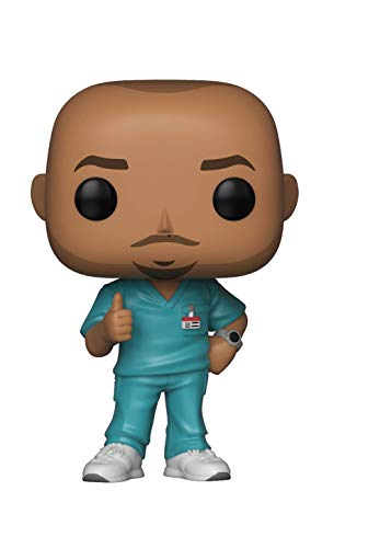 SCRUBS - POP FUNKO VINYL FIGURE 738 TURK 9CM, Multicolor, taglia unica, 35599