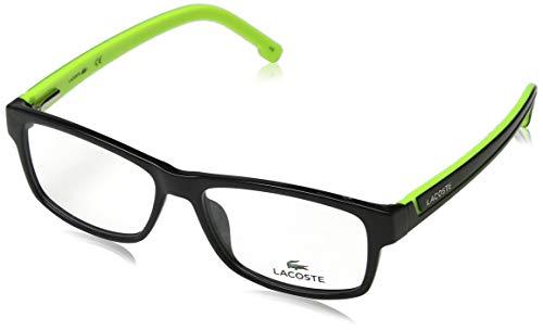 Lacoste Herren L2707 003 53 Brillengestelle, Schwarz (Black/Lime)