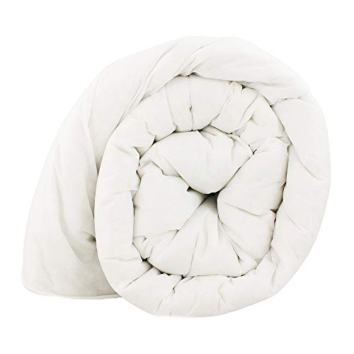 Linens Limited Value Range Polypropylene Hollowfibre Anti-Allergy Duvet/Quilt, 7.5 Tog, Single