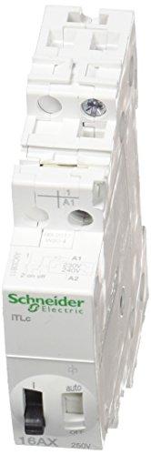 Schneider A9C33811 fjärrströmbrytare iTLc, 1P, 1S, 16A, spole 230-240 VAC 50/60Hz