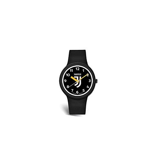orologio bambino juventus F.C. JUVENTUS OROLOGIO UFFICIALE AL QUARZO - DIAMETRO 34 MM