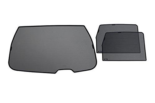 Laitovo Auto-Sonnenschutz für alle hinteren Scheiben für Chevrolet Corsa Hatchback 3D (1994-2002)