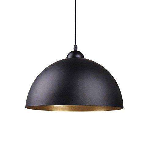 LIGHTINTHEBOX-LIGHT Design 2X Industrielle Vintage LED Pendelleuchte Hängeleuchte Φ 30cm für E27 Leuchtmittel, für Wohnzimmer Esszimmer Restaurant Keller Untergeschoss usw