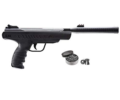 Wearable4U Umarex Trevox Break Barrel TNT SilencAir .177 Caliber Pellet Gun Air Pistol 177 Cal 500ct Pellets Bundle
