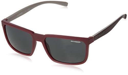 Arnette 0AN4251 Gafas, MATTE RED/GREY, 58 para Hombre