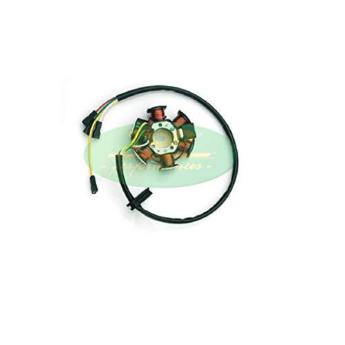 Estátor de alto rendimiento compatible con Aprilia RS 50 2T 2006 2013