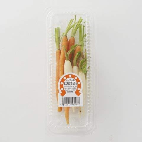 MC ミニ野菜セット 【冷凍・冷蔵】 3個