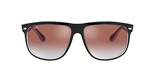 Ray-Ban MOD. 4147 Ray-Ban Sonnenbrille Mod. 4147 Rechteckig Sonnenbrille 60, Schwarz