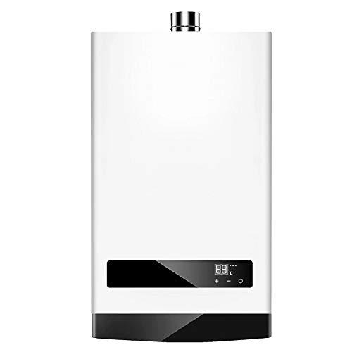 Stoge 35W Gaswarmwasserbereiter Verbesserter 12L Warmwasserbereiter Kessel Intelligentes Erdgas mit konstanter Temperatur (Color : LPG)
