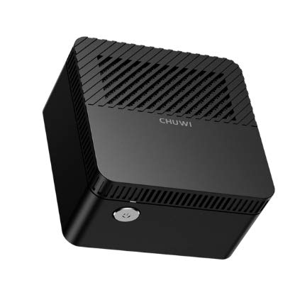 CHUWI LarkBox Mini PC 4K más pequeño del mundo Intel Celeron J4115 Quad Core 6GB RAM 128GB ROM Ordenador de sobremesa Windows 10 HDMI USB-C
