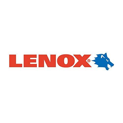 Lenox Gold 12 in. Bi-Metal Reciprocating Saw Blade 6 TPI 5 pk